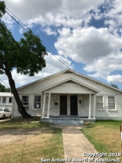 San Antonio Multi Family Home For Sale: 2215 Cincinnati Ave