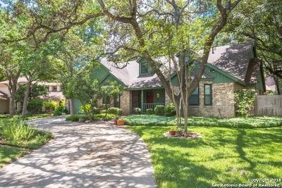 San Antonio Single Family Home New: 13311 La Vista Dr