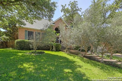 San Antonio Single Family Home New: 726 Arch Stone