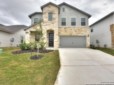 Bexar County Single Family Home For Sale: 12610 Elemina Trail
