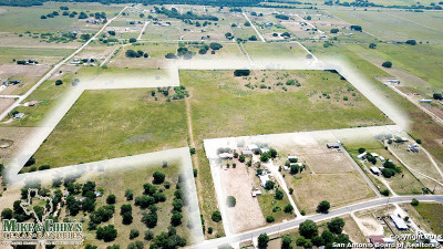 San Antonio Farm & Ranch For Sale: 24660 Campbellton Rd