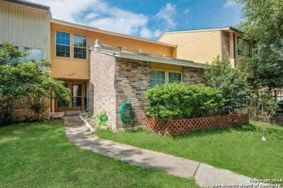 San Antonio Single Family Home New: 6802 Stockport