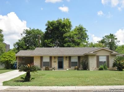 San Antonio Single Family Home New: 503 Dawnridge Dr