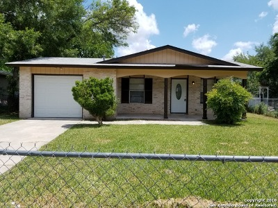 San Antonio Single Family Home New: 5927 Highfield St