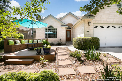 New Braunfels Single Family Home New: 1689 Kimberly Dawn
