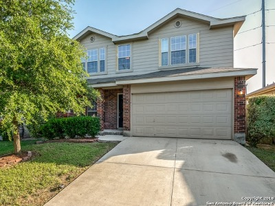 New Braunfels Single Family Home For Sale: 2448 Medina Dr