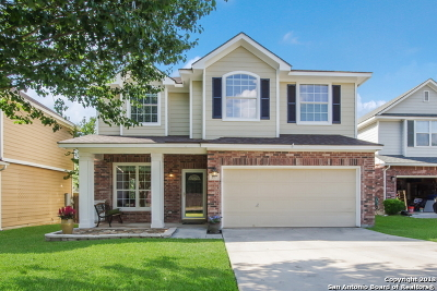 San Antonio Single Family Home New: 267 Red Hawk Ridge
