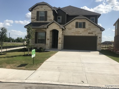 San Antonio Single Family Home New: 7819 Belmont Valley