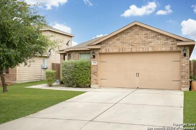 San Antonio Single Family Home New: 11854 Luckey Vista