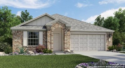 Comal County Single Family Home New: 32127 Camellia Bend