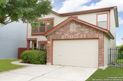 San Antonio Single Family Home Price Change: 9970 Misty Plain Dr