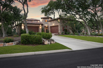 San Antonio Single Family Home For Sale: 22222 Viajes