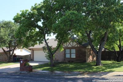 San Antonio TX Single Family Home New: $156,000
