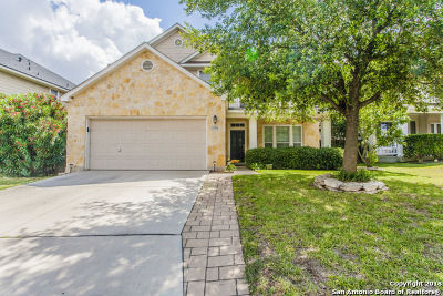 San Antonio Single Family Home New: 22814 Bengal Brook