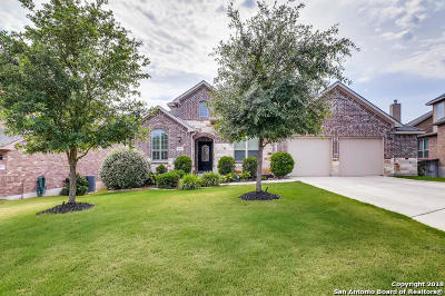 San Antonio Single Family Home New: 25555 Sioux Springs