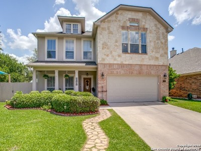San Antonio Single Family Home New: 5218 Newcastle Ln