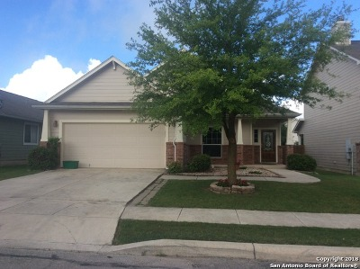 Cibolo Single Family Home New: 109 Sleepy Trail