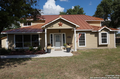 San Antonio Single Family Home New: 24306 Romin Dr