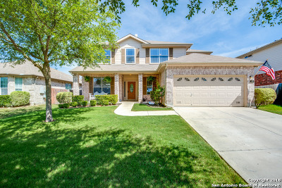 Cibolo Single Family Home New: 309 Willow Loop