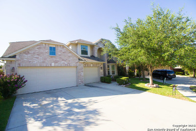 Cibolo Single Family Home New: 218 Maidstone Cove
