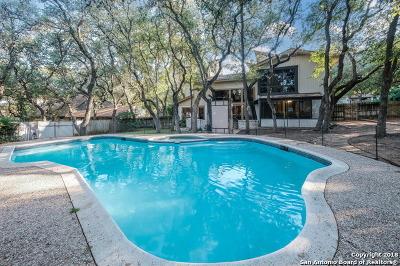 San Antonio Single Family Home New: 403 Stonewood St