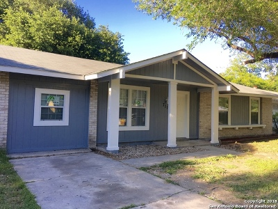 San Antonio TX Single Family Home Back on Market: $136,999
