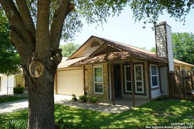 San Antonio Single Family Home New: 3311 Stone Cave