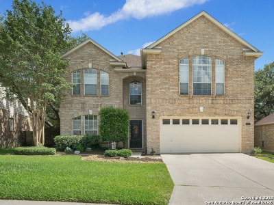 San Antonio Single Family Home New: 614 Belmark Ct