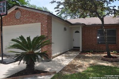 San Antonio Single Family Home New: 13006 Ocean Glade
