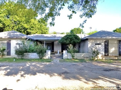 Bexar County Multi Family Home New: 2718 Nacogdoches Rd