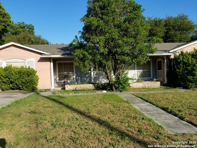 Bexar County Multi Family Home New: 2740 Nacogdoches Rd