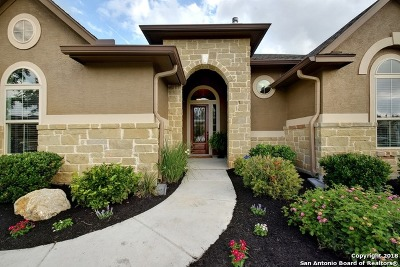 New Braunfels Single Family Home New: 516 Solms Forest