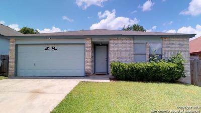 San Antonio Single Family Home New: 10450 Tippecanoe