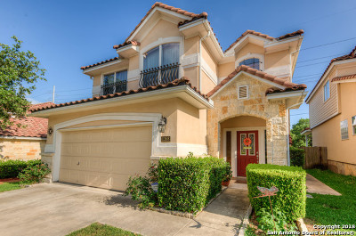 San Antonio Single Family Home New: 1358 Pinnacle Falls