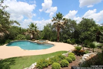 San Antonio Single Family Home New: 2031 Sauvignon