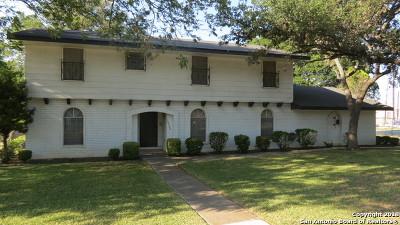 San Antonio Single Family Home New: 14202 Brook Hollow Blvd