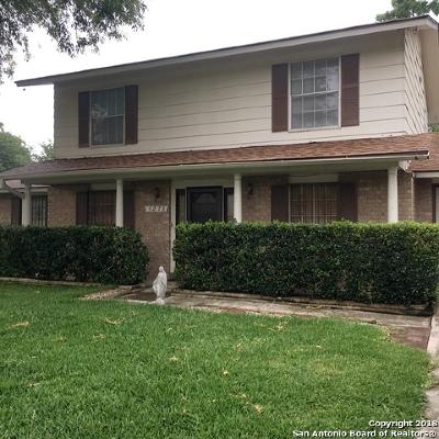 San Antonio Single Family Home New: 5278 Round Table Dr