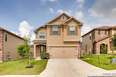 San Antonio Single Family Home New: 2607 Green Leaf Way