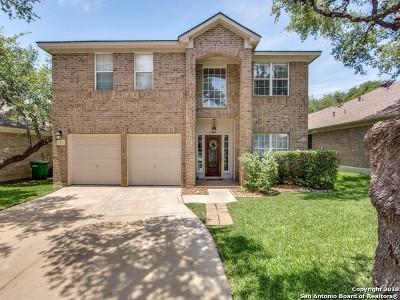 San Antonio Single Family Home New: 11215 Quail Pass