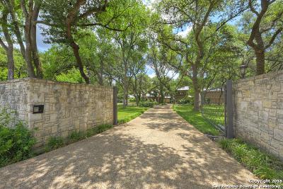 San Antonio Single Family Home New: 13010 George Rd