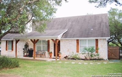 Spring Branch Single Family Home Price Change: 8009 Devonshire Dr