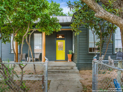 San Antonio Single Family Home New: 1303 Olive St
