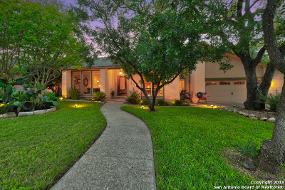 San Antonio Single Family Home New: 13119 Hunters Circle