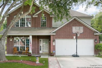 Schertz Single Family Home New: 4609 Pebble Run