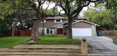 San Antonio Single Family Home New: 7719 Mary Carolyn St