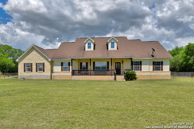 Single Family Home For Sale: 3488 Fm 2538 3