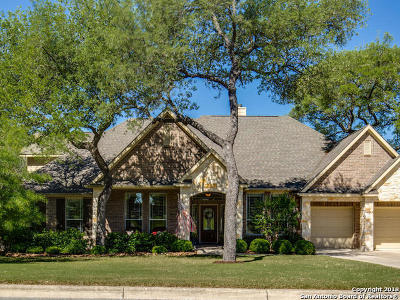 Boerne Single Family Home For Sale: 27707 Autumn Terrace