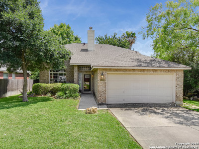 San Antonio Single Family Home Back on Market: 6026 Elk Vly