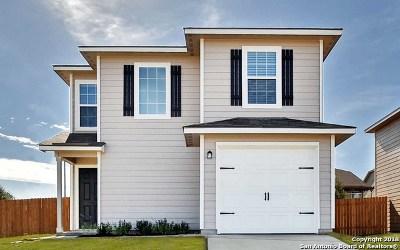 San Antonio Single Family Home New: 6810 Treselle Lane