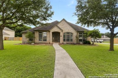 Seguin Single Family Home New: 263 Las Brisas Blvd